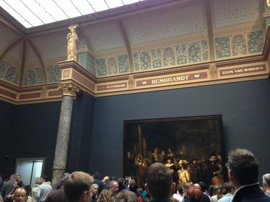Rijksmuseum Amsterdam: interior