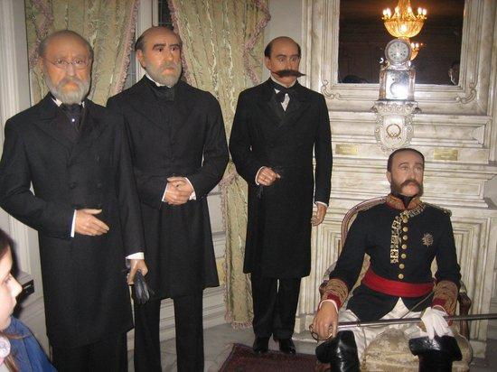 Museo de Cera de Madrid: estatuas