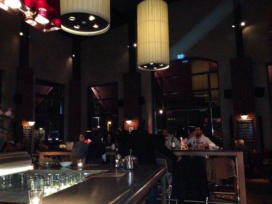 L'Osteria: ...an der Bar