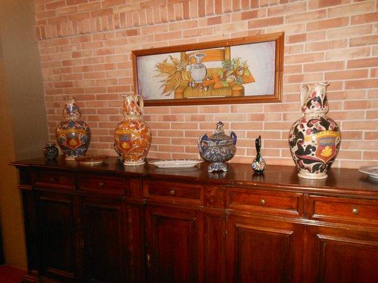 Beniamino Ubaldi: entrata ristorante