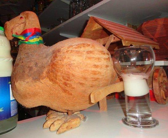 La Charette Créole: Le légendaire Dodo est la mascotte de Mauritius