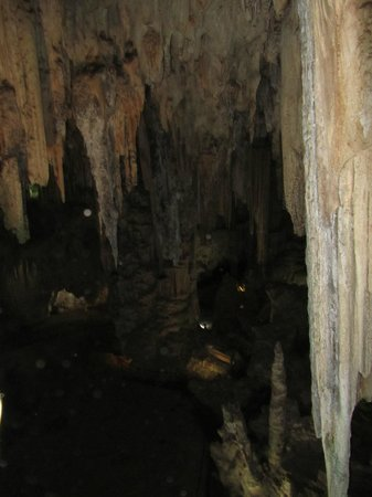 Cueva de Nerja: één van de mooie stukjes
