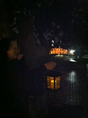 The Ghost Story Tour of Washington