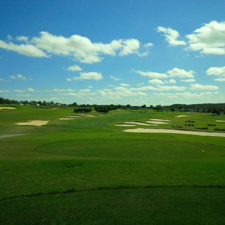 Highlands Reserve Golf Club: Back Nine