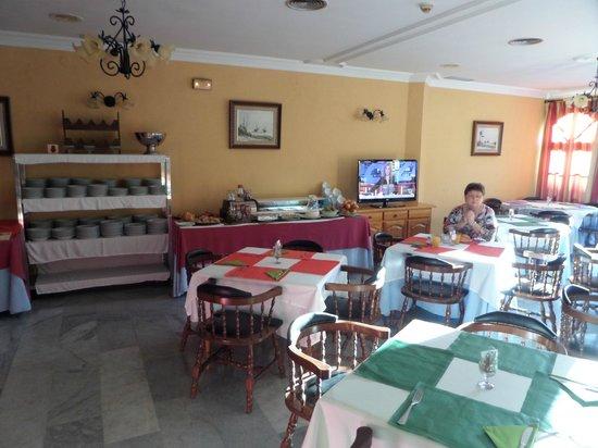 Arcos de Montemar: La salle à manger