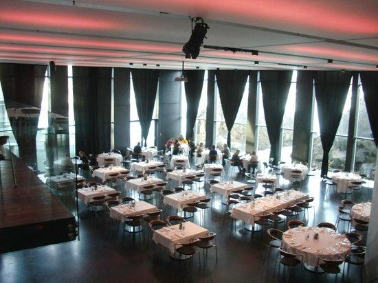 Blue Lagoon: Lava Restaurant