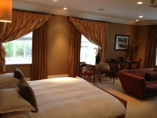 Seaham Hall: Room