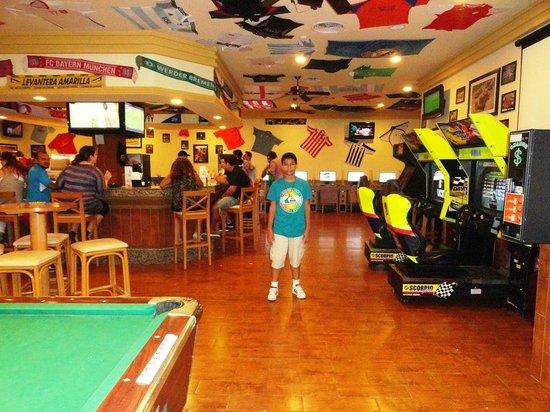 ClubHotel Riu Bambu: DONDE COMIAMOS A ULTIMA HORA ABIERTO 24 HORAS