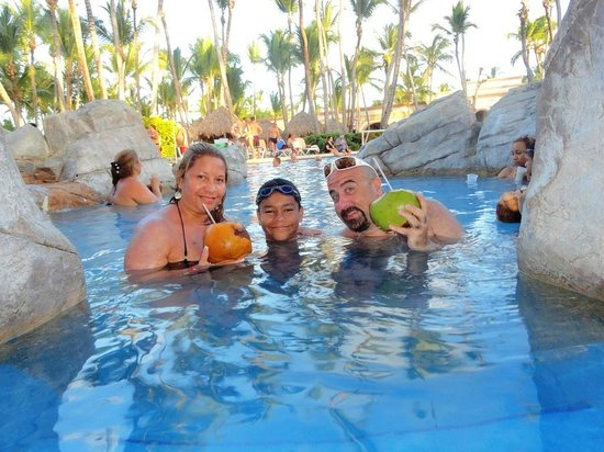 ClubHotel Riu Bambu: DISFRUTANDO LA PISCINA