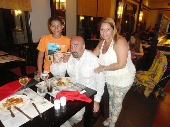 ClubHotel Riu Bambu: RESTAURANT ITALIANO
