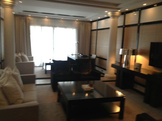 Hyatt Regency Casablanca: Suite