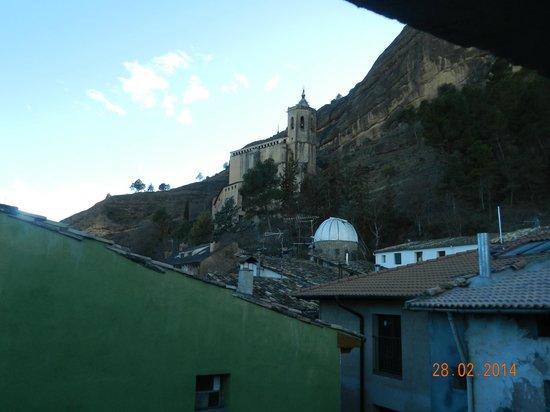 Hotel Palacio del Obispo: vistas