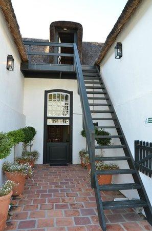 Weltevreden Estate : Loft Rooms