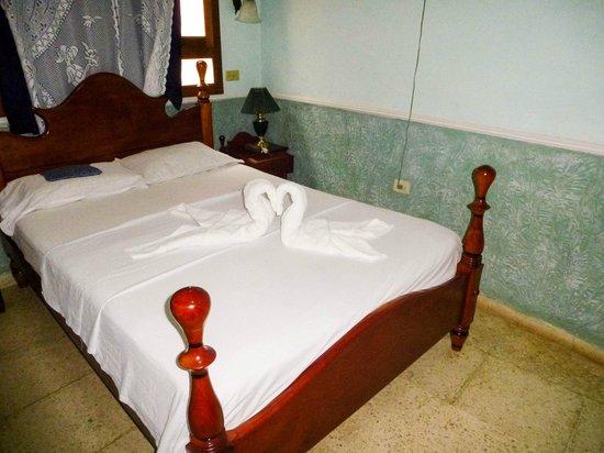 Hostal Rocaverde : our room