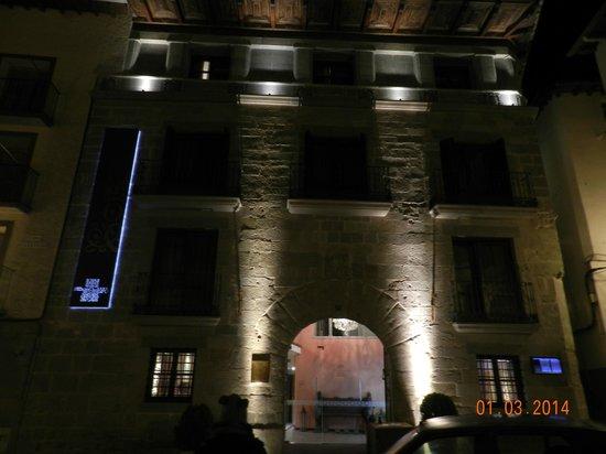 Hotel Palacio del Obispo: entrada