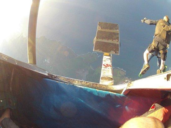 Skydive Kauai : Next one up...