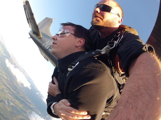 Skydive Kauai : Free Fall