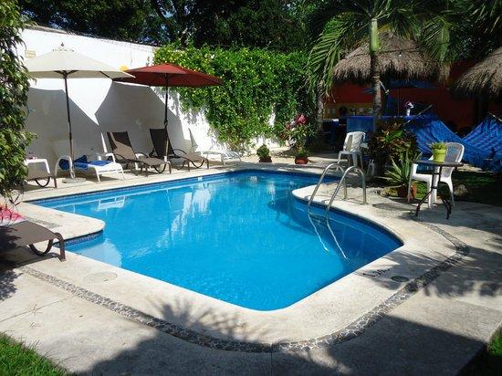 El Acuario Hotel: Pool area