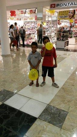 7c447b33a Terroristas - Picture of Jump Mania Shopping Aricanduva, Sao Paulo ...