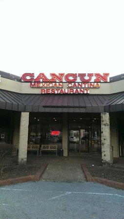 Cancun Mexican Restaurant Bellevue Tn