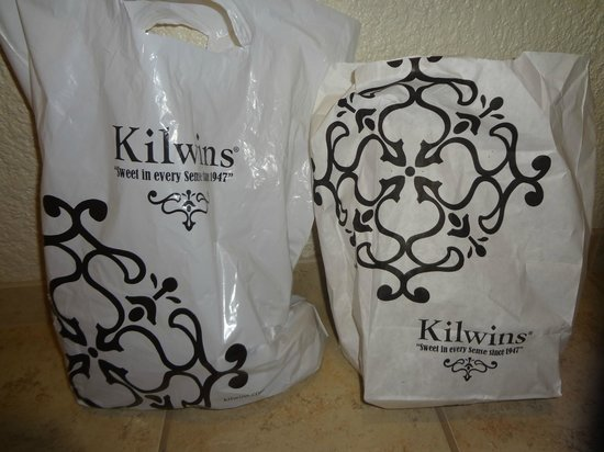 Kilwins Panama City Beach : $60 worth of sweets