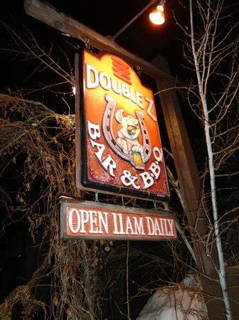Double Z Bar & Bar Bq