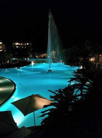 Lopesan Villa del Conde Resort & Corallium Thalasso: Fontäne
