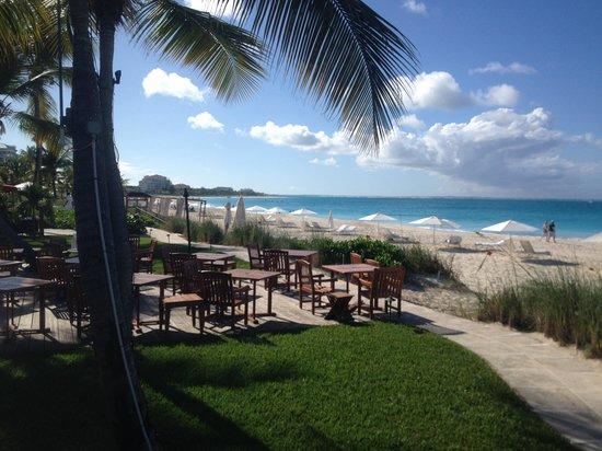 Grace Bay: beach