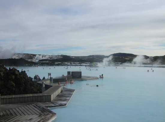 Blue Lagoon Iceland : overview
