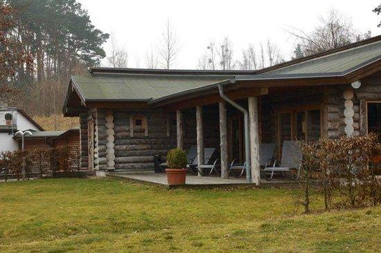 Hotel Bornmühle: Sauna