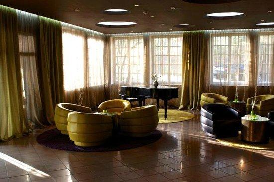 Hotel Bornmuehle: Gemütliche Lobby