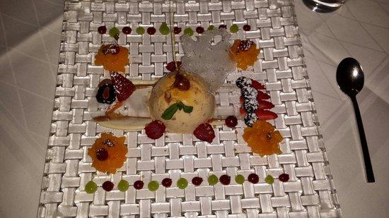 Restaurant Medici : Nusseis mit Mango