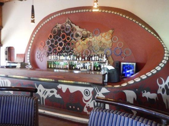Amboseli Serena Safari Lodge : Hotel Bar