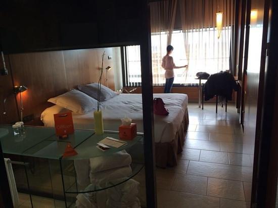 Barcelona Princess: habitacion piso 11