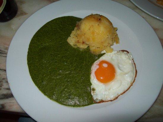 Café Diglas: splendida cena