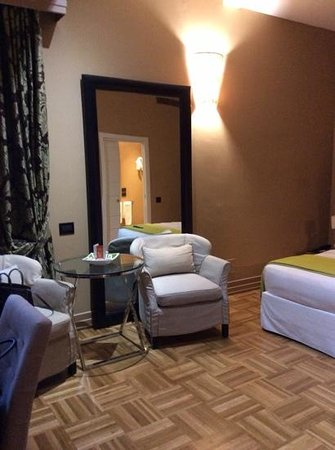 Firenze Number Nine Wellness Hotel: chambre classic