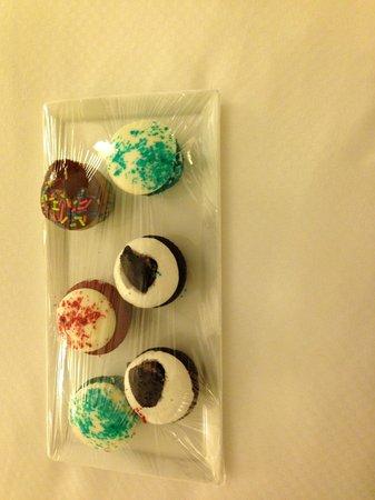 The Kimpton Muse Hotel: A birthday treat.