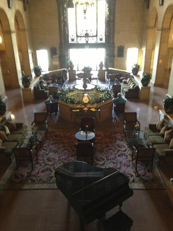 Millennium Biltmore Hotel Los Angeles: Hall