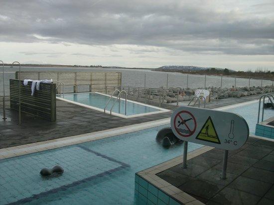 Ruta del Círculo Dorado: Fontana Pools