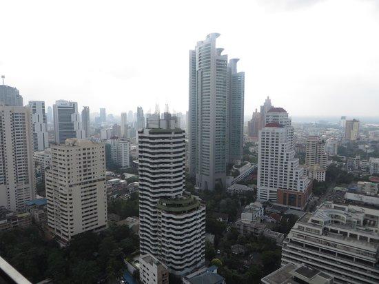 Column Bangkok : Vista dalla terrazza