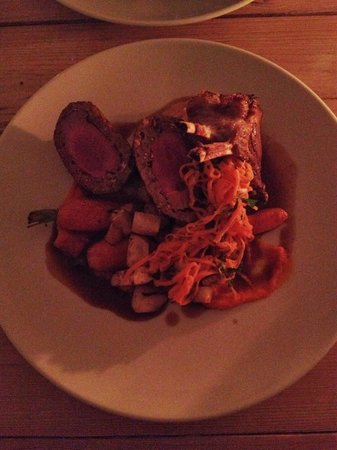 Lokal: Rack of lamb