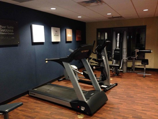 Comfort Suites Elizabethtown : Good workout.