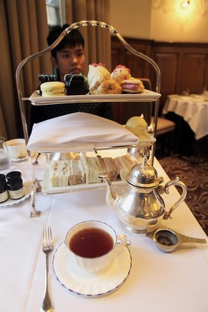 The Grand Afternoon Tea: Grand Afternoon Tea for two with Grand Tea