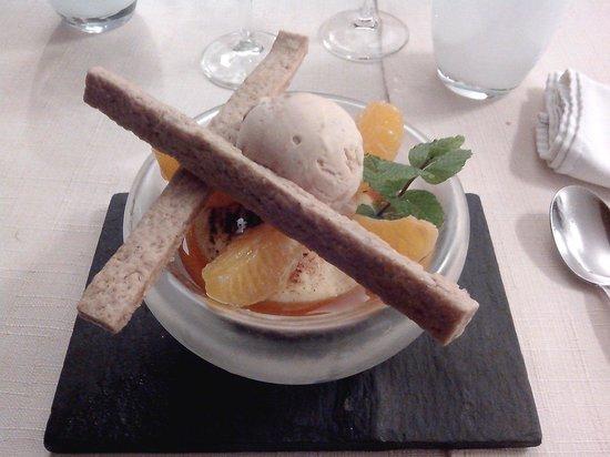 Belle Rive : Un dessert