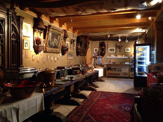 Jungholtz, France : Buffet