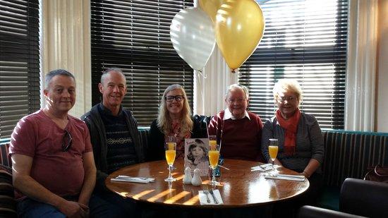 The Blue Keys: 50th Birthday Breakfast