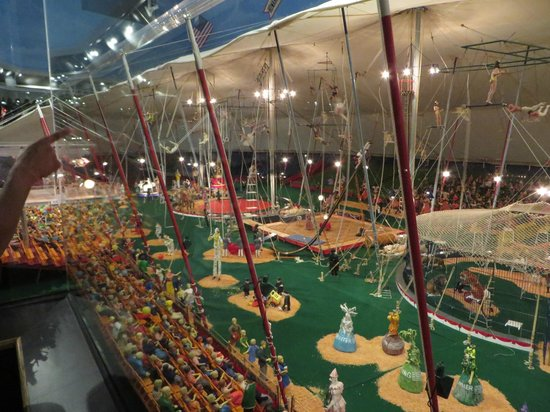 The Ringling: A tiny bit of the miniature circus