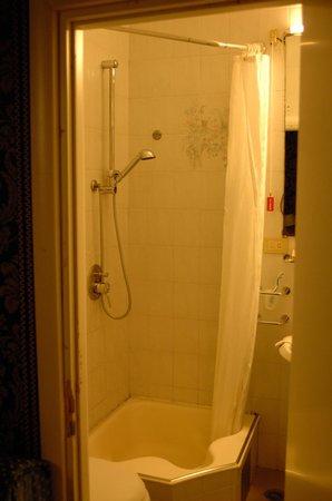 San Giorgio : la douche