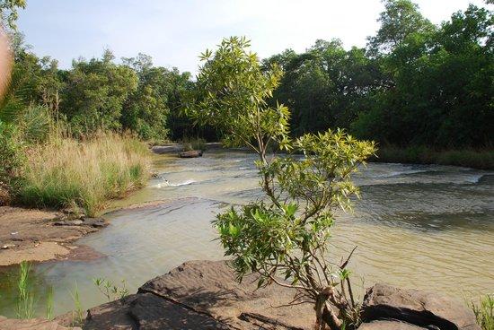 Les Cascades de Banfora : La rivière