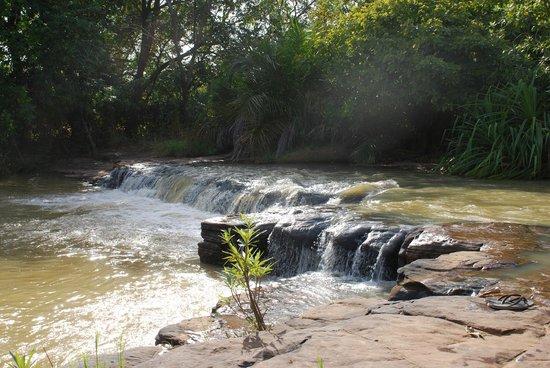 Les Cascades de Banfora : Les cascades